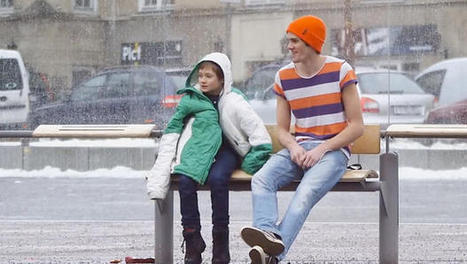 What If You Saw A Shivering Child On The Street? This Hidden Camera Ad Shows How Real People React | MarketingHits | Scoop.it