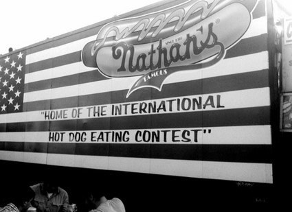 How does competitive eating represent us as Americans?   Anthropology in Practice, Scientific American Blog Network   Four-Field (Plus) Anthropology   Scoop.it