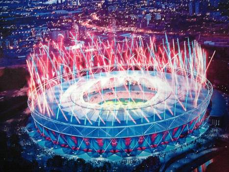 West Ham United confirmed as future tenants of Olympic Stadium | Sports Facility Management.4376852 | Scoop.it
