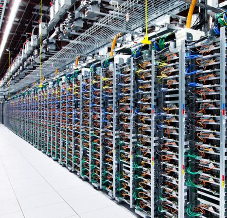 Google dévoile un peu la sécurité de ses datacenters | Actualités du cloud | Scoop.it