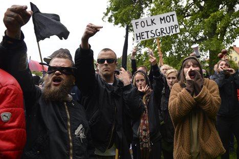 Därför ses motdemonstranter som extremister | Contemporary Culture Through Intersectional Eyes | Scoop.it