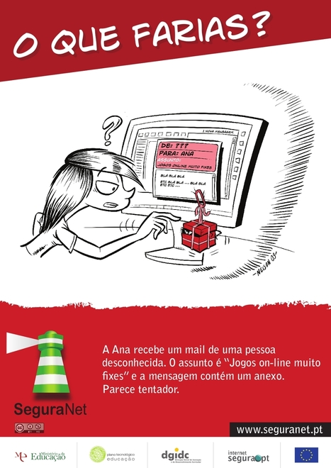 SeguraNet - Alertas 2009-10 | Segurança na Internet | Scoop.it