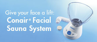 Conair Facial Sauna System | Skin Care Blog | Skin Care | Scoop.it