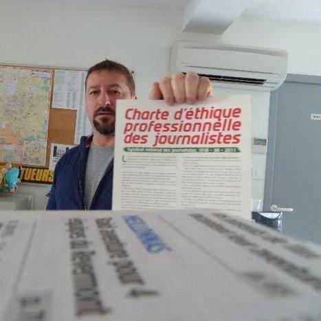 Vincent Lanier élu Premier secrétaire général du SNJ | DocPresseESJ | Scoop.it