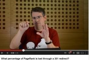 Google confirme qu'une redirection fait bien perdre du PageRank | Les dernières news en matière de référencement | Scoop.it