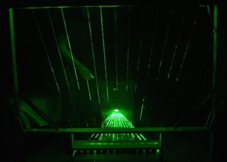 Arduino 13 Note Midi Laser Harp (video) | Raspberry Pi | Scoop.it
