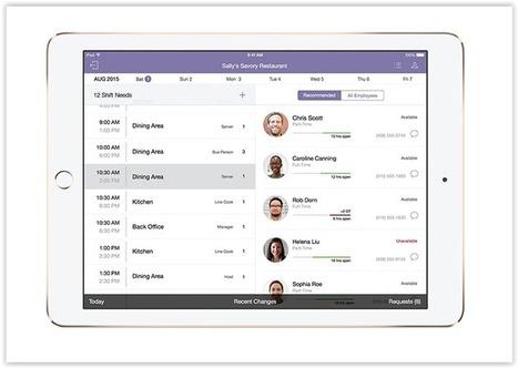 Alliance Apple-IBM : 10 nouvelles apps dopées à l'analytique et aux Beacons | Le monde du Saas et des Acteurs | Scoop.it