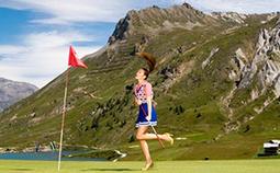 Swinguer sur le plus haut golf d'Europe - Le Point Golf - Le Point | actualité golf - golf des vigiers | Scoop.it