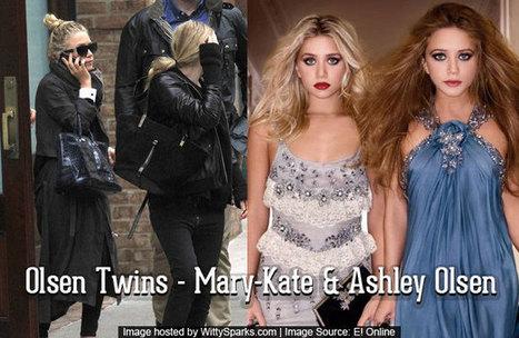 Mary-Kate & Ashley Olsen celebrate 27th birthday!   Celeb Buzz   Scoop.it