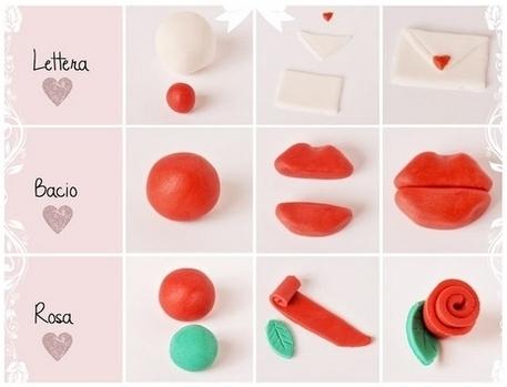 Petits tutos pour la Saint Valentin | Bijoux sucrés, Bijoux fantaisie, Bijoux gourmands, Pâte Fimo, Nail Art et Miniatures gourmandes | Bijoux Sucrés | Scoop.it