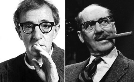 Groucho and Woody | Pens, Paper, Ink and Letters | Scoop.it
