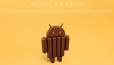 Android 4.4 KitKat : refonte majeure de l'application Téléchargements - Phonandroid | Applications Iphone, Ipad, Android et avec un zeste de news | Scoop.it