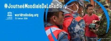 Ce 13 février, c'est la journée mondiale de la radio | Radioscope | Scoop.it