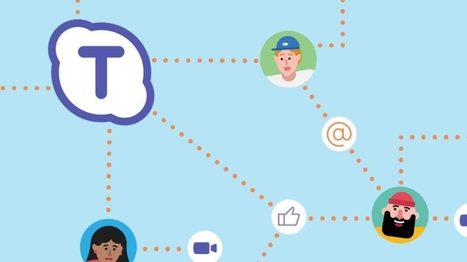 Préparez-vous pour Skype Teams, le Slack de Microsoft | Geeks | Scoop.it