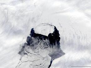 Un iceberg gigante del tamaño de Manhattan podría perturbar la navegación marítima   Cuando el cine nos alcance   Scoop.it