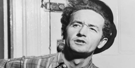 Topic Website 2       Woody Guthrie - About Woody Guthrie | American Masters | PBS | Woody Guthrie by William Calloway | Scoop.it