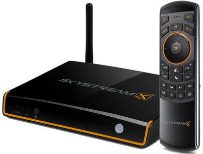 SkyStream X5 Android Streaming Media Player Also Includes an ATSC Tuner | Embedded Systems News | Scoop.it