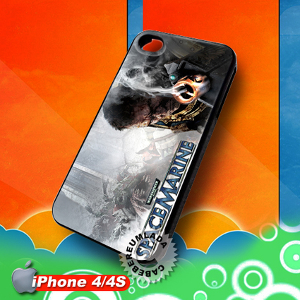 Warhammer Space Marine iPhone 4 4S Case for sale | Customizable Smart Phone Cases | Scoop.it