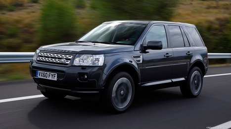 2011 Land Rover Freelander 2 assembled in India   Automobiles   Scoop.it