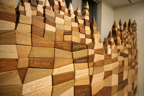 Ben Butler: : Building Blocks | Art Installations, Sculpture, Contemporary Art | Scoop.it