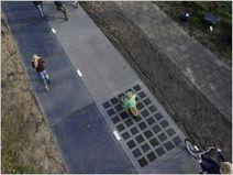 Inauguration de la première piste cyclable solaire à Amsterdam ! | Dans l'actu | Doc' ESTP | Scoop.it