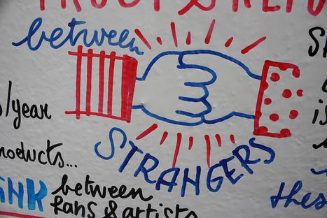 Ne prenons pas (tous) les scouts numériques de l'économie collaborative pour de naïfs altruistes | Slate.fr | Digital society | Scoop.it