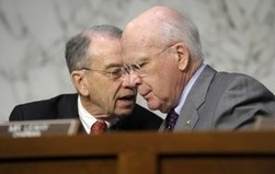 Leahy: GOP trying to 'exploit' Boston bombings to stop immigration reform | Miami Criminal Defense Attorney | Scoop.it