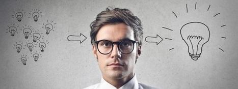 Innovation : 5 compétences à exploiter pour trouver une idée ... - Les Échos | PS 92 Economie | Scoop.it