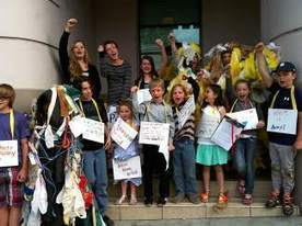 Students push Nevada City to examine plastic bag ban | TheUnion.com | All about water, the oceans, environmental issues | Scoop.it