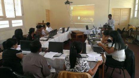 Formations « Classe Numérique Sankoré » à l'INFP - Madagascar - Appui à l'Enseignement du et en Français | Learning Lab | Scoop.it