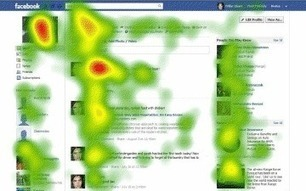 Here's How People Look at Your Facebook Profile -- Literally | Busqueda de  empleo 2.0 | Scoop.it