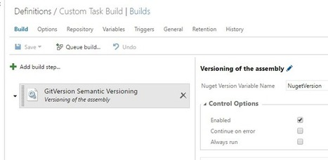 Writing a custom task for Build vNext – Alkampfer's Place | Alkampfer's place | Scoop.it