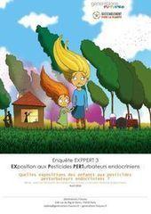 Pesticides, perturbateurs endocriniens (PE) et santé des enfants - Mediapart | Santé naturelle | Scoop.it