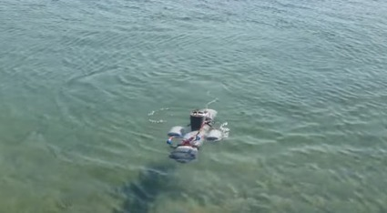 Submersible Raspberry Pi drone - Raspberry Pi | Raspberry Pi | Scoop.it