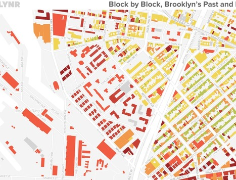 BKLYNR | Block by Block, Brooklyn's Past and Present | informational landscapes | Scoop.it