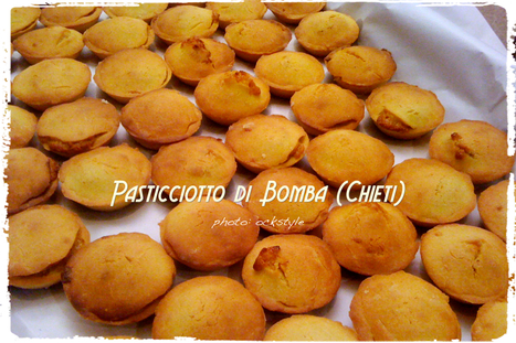 "Le signore del ""pasticciotto"" di Bomba :: ""Pasticciotto"" Ladies from Bomba 