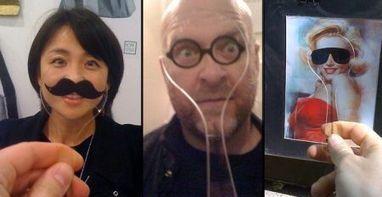 Transparent Photo Paddles | I New Idea Homepage | Design & Architecture | Scoop.it