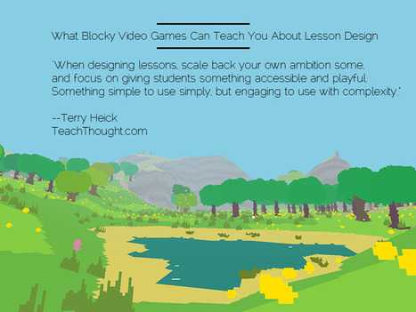 5 Reasons Teaching With Video Games Makes Sense | Learning, media and community | Scoop.it