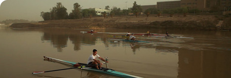 Bagdad Galère - L'incroyable odyssée de l'équipe nationale irakienne d'aviron | Le groupe EDF | Scoop.it
