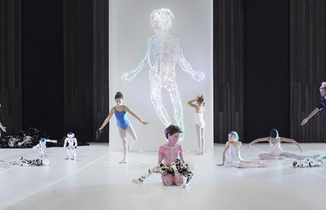 Danse avec les robots - Entretiens - mouvement.net | Danse contemporaine | Scoop.it