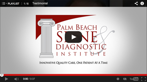 Back/Neck Pain - Palm Beach Spine | The Benefits of Non-Surgical Pain Relief | Scoop.it