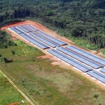 La Centrale solaire de Montsinéry (Guyane), un exemple à suivre ? | La Guyane | Scoop.it