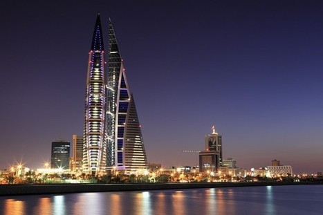 مركز التجارة العالمي في البحرين | هندسة معماريّة و التصميم الداخليّ | Scoop.it