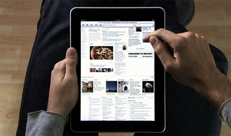 5 Good Reasons why you should consider using an iPad in Business | MarketingHits | Scoop.it