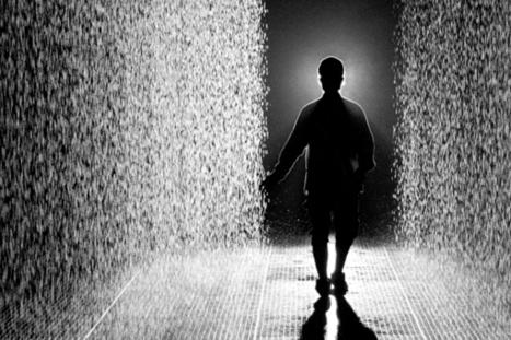Random International: Rain Room   THIS IS THE MACHINE.   Scoop.it