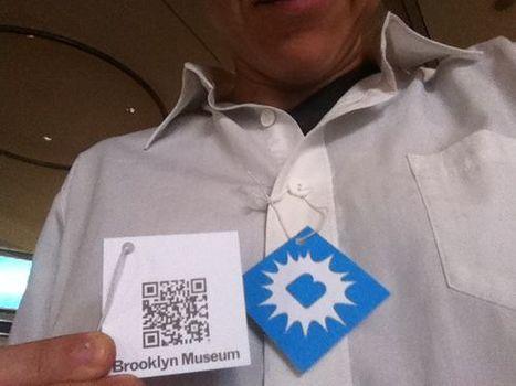 Brooklyn Museum: QR Code au musée, faut voir | Museos y nuevas tecnologías | Scoop.it