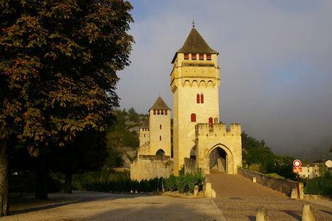 Cahors - Lascabanes | Sur les chemins de Compostelle | Scoop.it