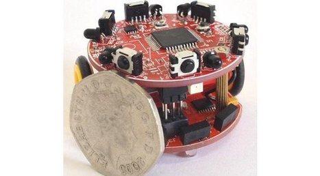 'Honeybee' Robots Replicate Swarm Behaviour - Eurasia Review | machinelike | Scoop.it
