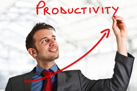 10 Tips to Improve Productivity at Work   The Future of Work   Scoop.it