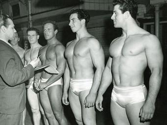 PHOTOS: Global Male Bonding Through Bodybuilding   Bodybuilding News   Scoop.it